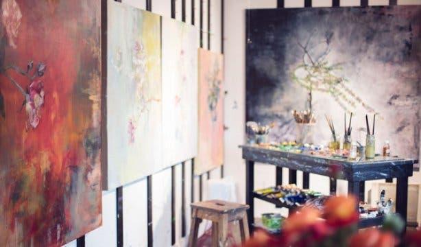 Paula van Coller-Louw Studio