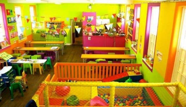 the Playshed