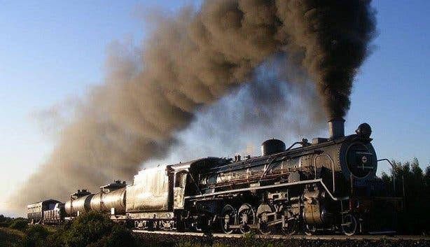 Ceres Steam Train 2