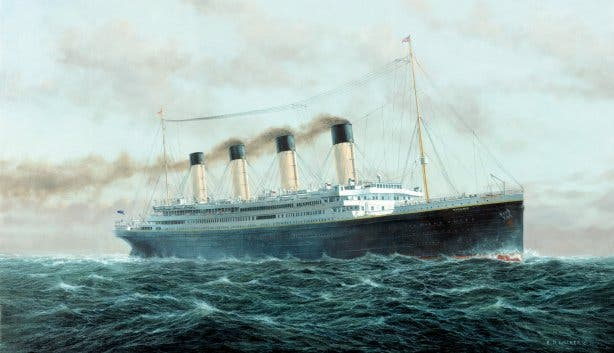Titanic: Artifact Exhibition