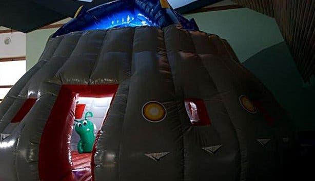 Planet Kids Spaceship