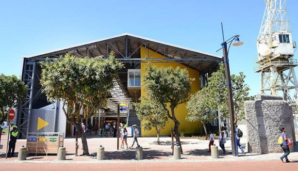 The V&A Waterfront The Watershed