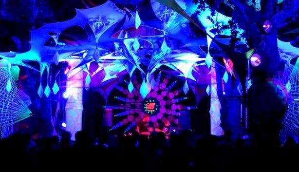 Easter Vortex Trance Party