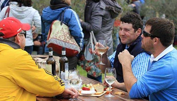 The Elim Wine & Food Celebration near Agulhas