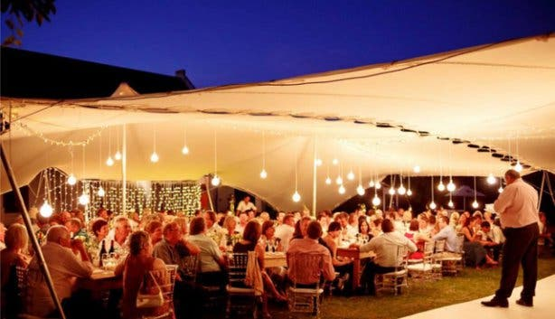 Goeters Lighting & Tent Rental for Functions