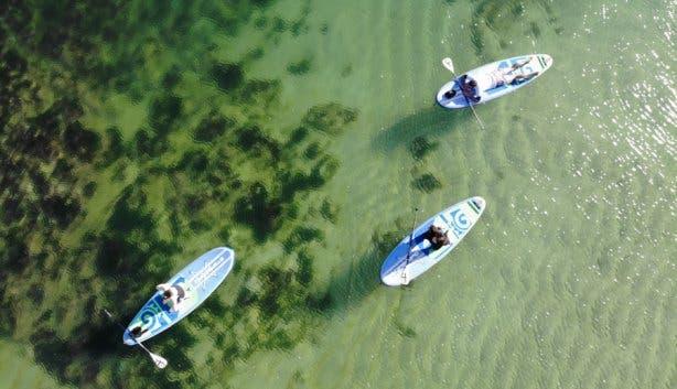 Sup Yoga, Pictures: Ocean Experiences
