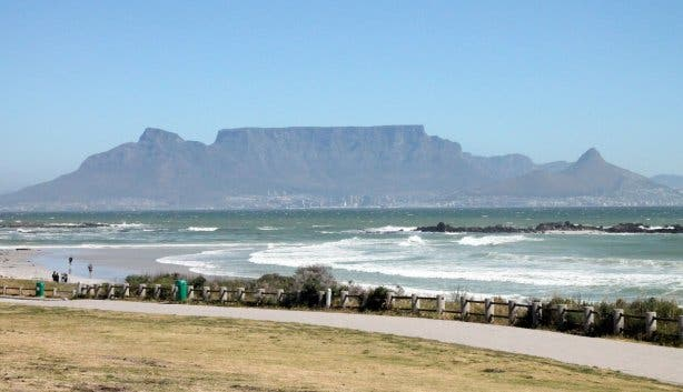table view tableview blouberg blaauwberg bloubergstrand strand