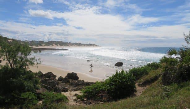 Tofo, ein verstecktes Juwel in Mosambik