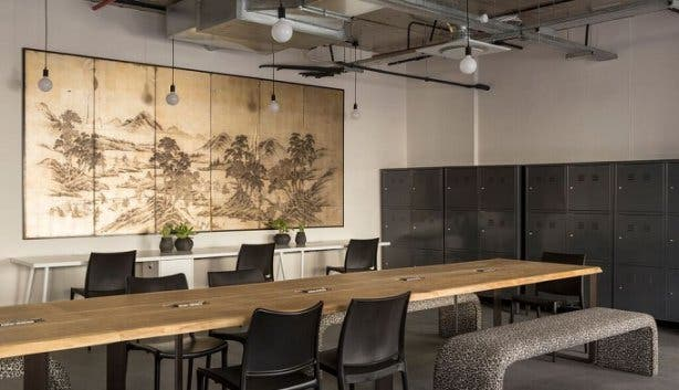 Work and Co Shared Office Space