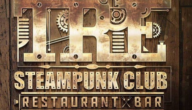 TRE Steampunk Club Restaurant and Bar 3