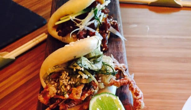 Lucky Bao Asian Restaurant in Hout Bay