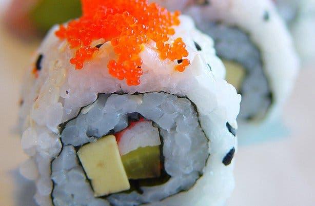 Sushi from Blowfish Restaurant Blouberg