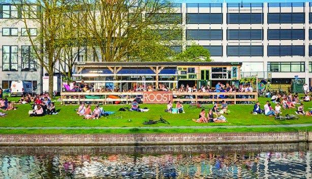 Roost aan de Singel Utrecht