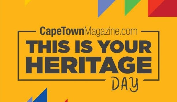 This is your Heritage Day