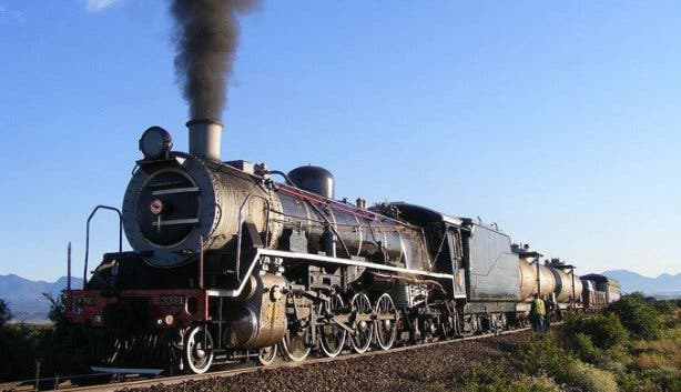 Ceres Steam Train