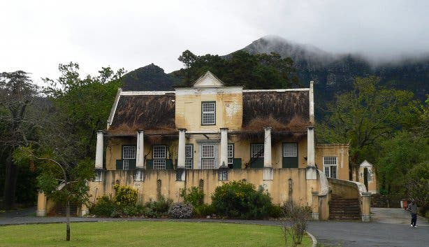 Tokai Manor House Cape Town