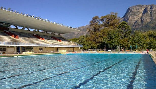 Newlands pool