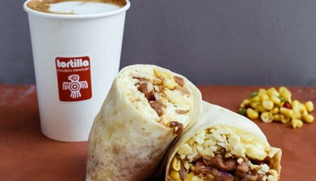 Tortilla Modern Mexico