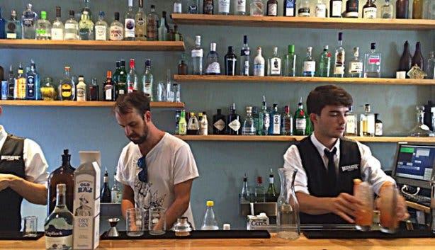 Mother's Ruin Gin Bar Cape Town