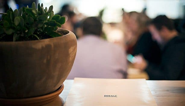 Borage Lunch Restaurant in Cape Town