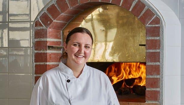 Chefs Jenny Ward