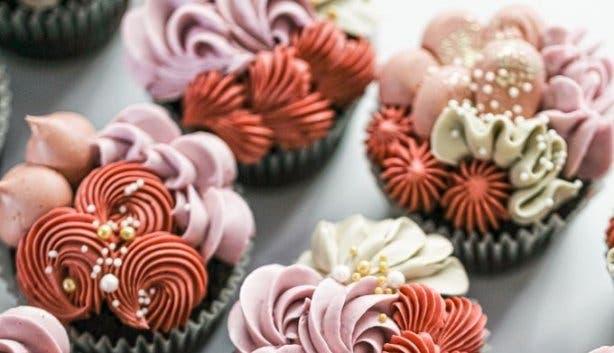 Sweet Lion Heart Bakery cupcake treats
