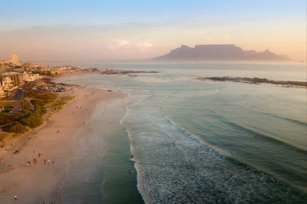 Table Mountain Blouberg