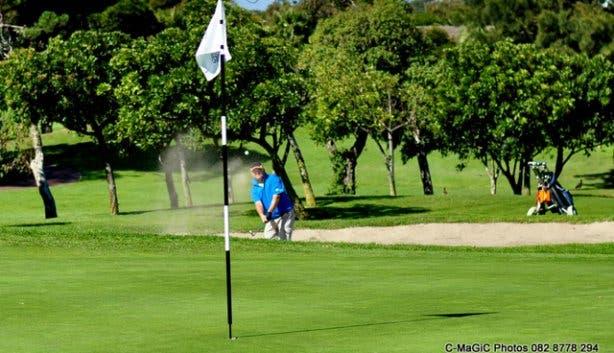 Reach For a Dream Golf Green