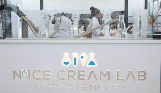 N2 Ice Cream Shop Cape Town