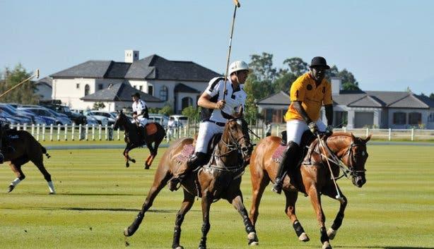 Veuve Clicqot Masters Polo Cape Town
