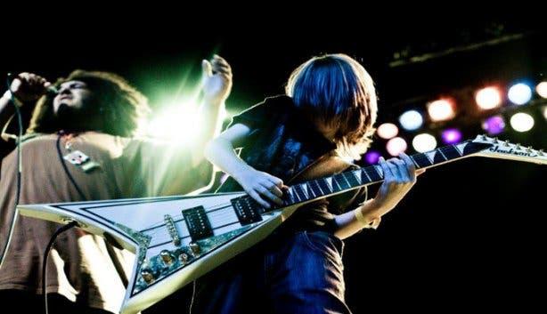 School of Rock music school in Cape Town