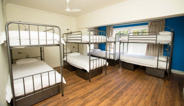never@home Hostel Dorms in Cape Town