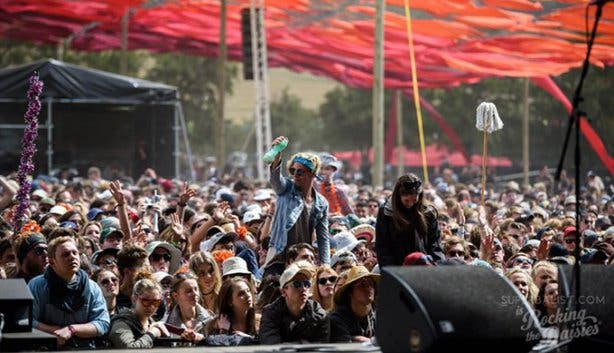 Rocking the Daisies - 3
