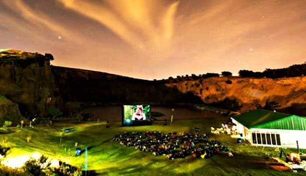 The Galileo Open Air Theatre Hillcrest Quarry