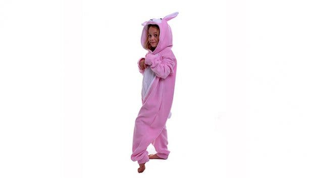 aFREAKa Clothing Kid Bunny Onesie