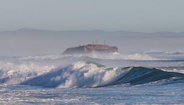 Shipwreck at West Coast National Park