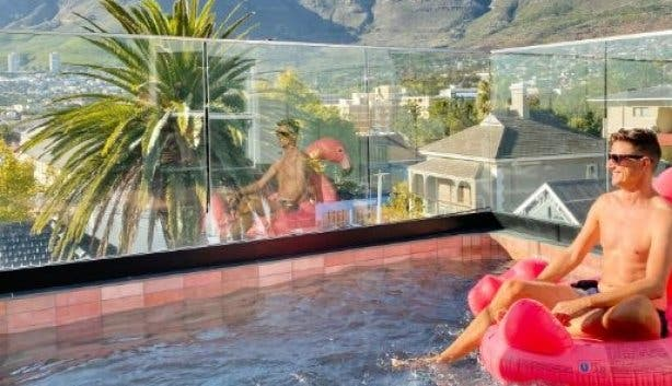 Cloud 9 Boutique Hotel rooftop pool