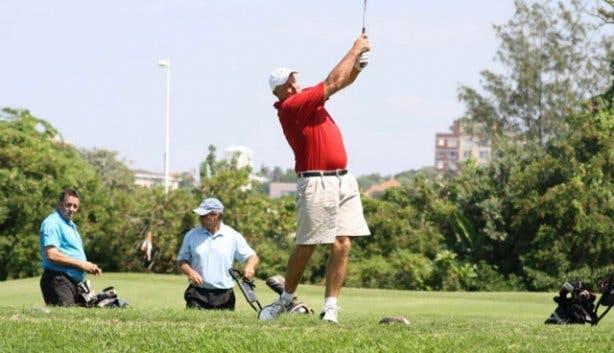 Reach For A Dream Golf Day