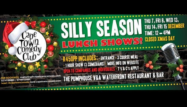Cape Town Comedy Club Silly