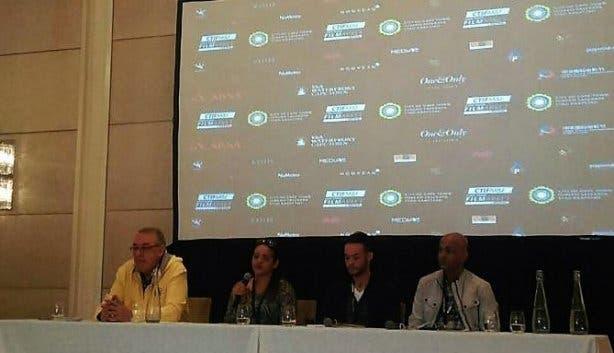 Cape Town International Film Festival, Pressekonferenz