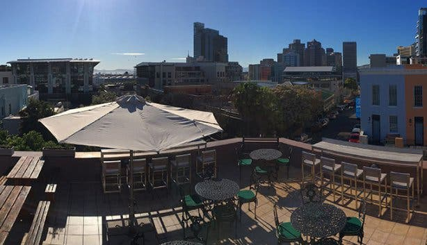 The Charles Cafe Roof Deck 2