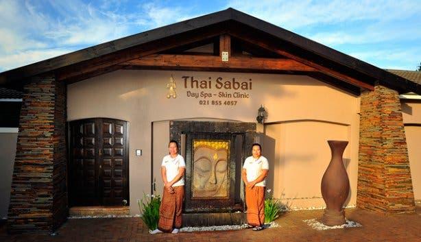 Thai Sabai Day Spa and SKin Clinic Cape Town