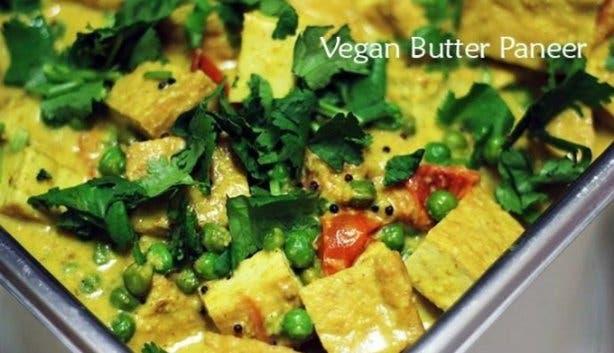 Govinda's Natural Food Café curry vegetarian 2017