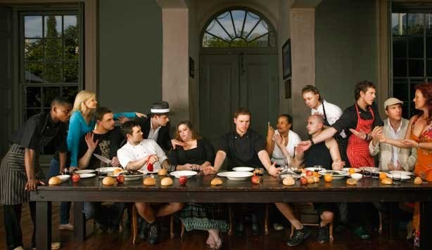 Societi last supper