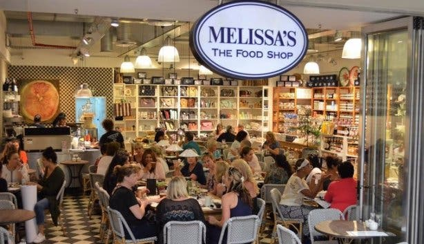 Melissa's Food shop cafe restaurant