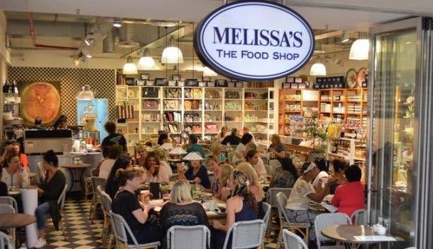Melissa's Food shop cafe restaurant