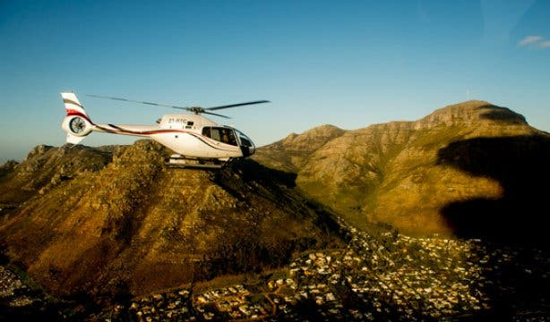 Cape Town Helicopters Cape Point NEW 3