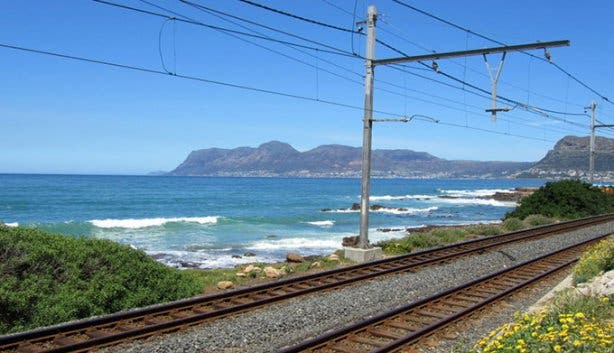 Kalk Bay Railway