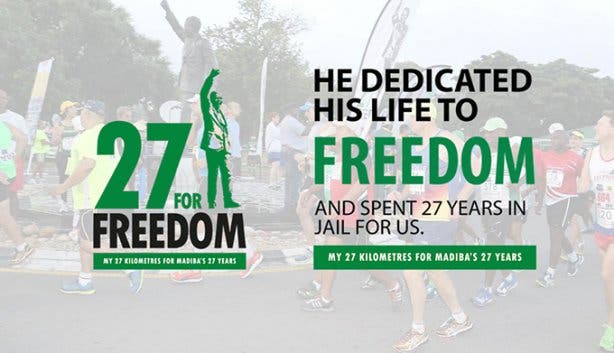 27 For Freedom Race