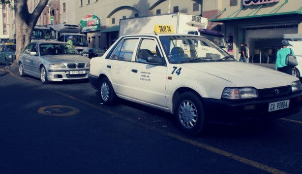 Meter Taxi Cab Cape Town